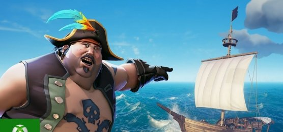 Sea of Thieves - Árrrrrrbócot bonts!