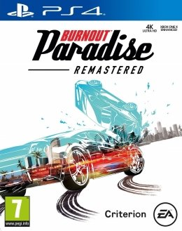 Burnout Paradise Remastered (PS4) playstation-4