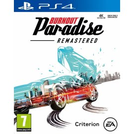 Burnout Paradise Remastered (PS4) PlayStation 4
