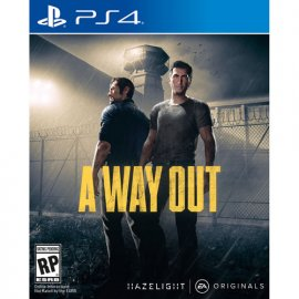 A Way Out (PS4) PlayStation 4