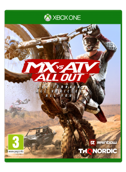 MX vs ATV All Out - Xbox One xbox-one