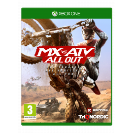 MX vs ATV All Out - Xbox One Xbox One