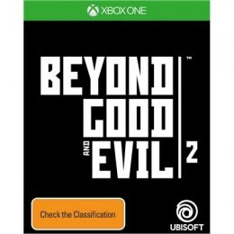 Beyond Good and Evil 2 - Xbox One xbox-one