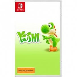 Yoshi for Switch (Nintendo Switch) Nintendo Switch