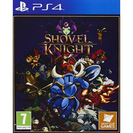Shovel Knight - Playstation 4 PlayStation 4
