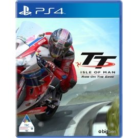 TT Isle of Man: Ride on The Edge (PS4) PlayStation 4