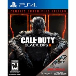 Call of Duty Black OPS III Zombies Chronicles Edition (CoD: Black OPS 3) (PS4) playstation-4