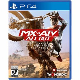 MX vs ATV All Out - Playstation 4 PlayStation 4