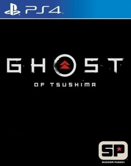 Ghost of Tsushima - Playstation 4 playstation-4
