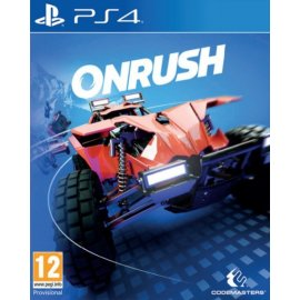 Onrush (PS4) PlayStation 4