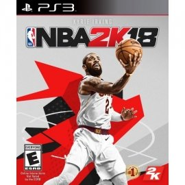 NBA 2K18 (PS3) PlayStation 3