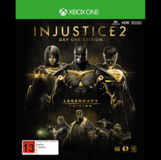 Injustice 2 Legendary Edition Day One Edition (Xbox One)