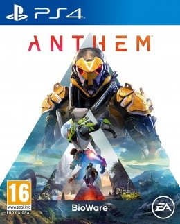 Anthem - Playstation 4 playstation-4