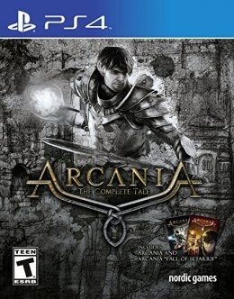 Arcania: The Complete Tale (PS4) playstation-4