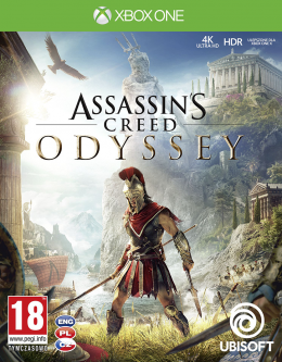 Assassin's Creed Odyssey - Xbox One xbox-one