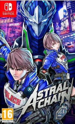 Astral Chain Nintendo Switch nintendo-switch