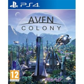 Aven Colony (PS4) PlayStation 4