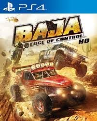 Baja: Edge of Control HD (PS4) playstation-4