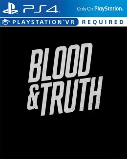 Blood and Truth - Playstation 4 playstation-4