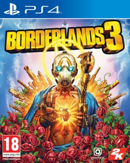 Borderlands 3 PS4 playstation-4