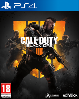Call of Duty: Black Ops IV (CoD Black Ops 4) - Playstation 4 playstation-4