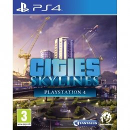 Cities: Skylines - Playstation 4 playstation-4
