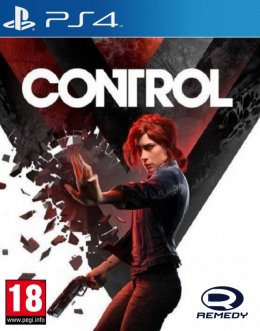 Control - Playstation 4 playstation-4