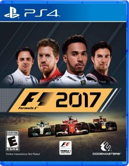 F1 2017 - Playstation 4 playstation-4