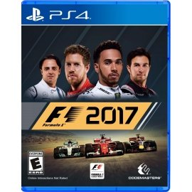 F1 2017 - Playstation 4 PlayStation 4