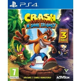 Crash Bandicoot N Sane Trilogy - Playstation 4 PlayStation 4