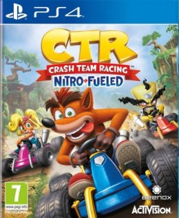 Crash Team Racing: Nitro-Fueled PS4 playstation-4