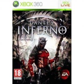 Dantes Inferno Death Edition (Xbox 360) Xbox 360