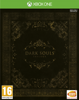 Dark Souls Trilogy Xbox One xbox-one