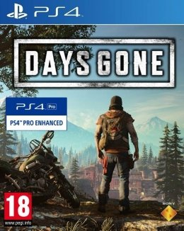 Days Gone PS4 playstation-4