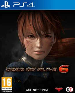 Dead or Alive 6 - Playstation 4 playstation-4