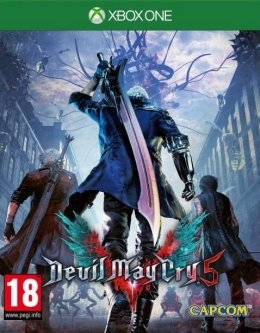 Devil May Cry 5 Xbox One xbox-one