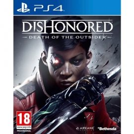 Dishonored: Death of the Outsider (PS4) PlayStation 4