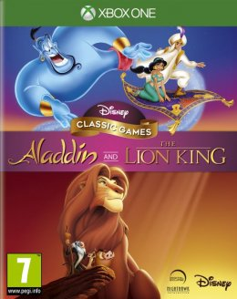 Disney Classic Games: Aladdin and The Lion King Xbox One xbox-one