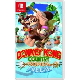 Donkey Kong Country: Tropical Freeze (Nintendo Switch) Nintendo Switch