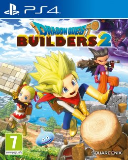 Dragon Quest Builders 2 - Playstation 4 playstation-4