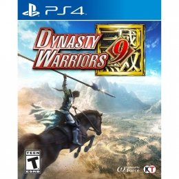 Dynasty Warriors 9 - Playstation 4 playstation-4