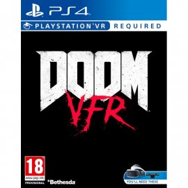 Doom VFR (PS4) PlayStation 4