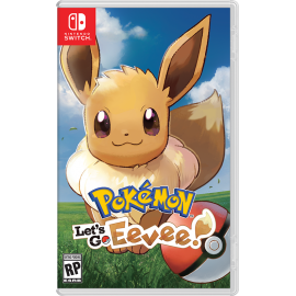Pokémon Let's Go Eevee - Nintendo Switch Nintendo Switch