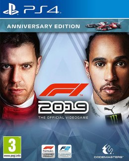 F1 2019 Anniversary Edition PS4 playstation-4