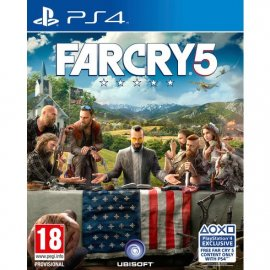 Far Cry 5 (PS4) PlayStation 4