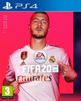 FIFA 20 PS4 playstation-4
