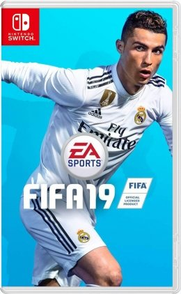 Fifa 19 - Nintendo Switch nintendo-switch