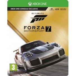 Forza Motorsport 7 Ultimate Edition (Xbox One) Xbox One