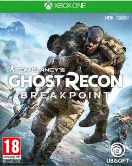 Tom Clancy's Ghost Recon: Breakpoint Xbox One xbox-one