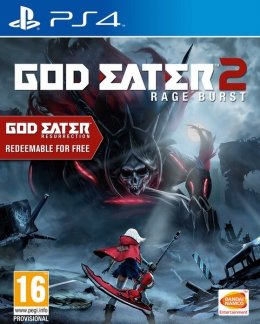 God Eater 2 - Playstation 4 playstation-4